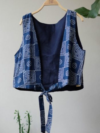 Indigo Vest